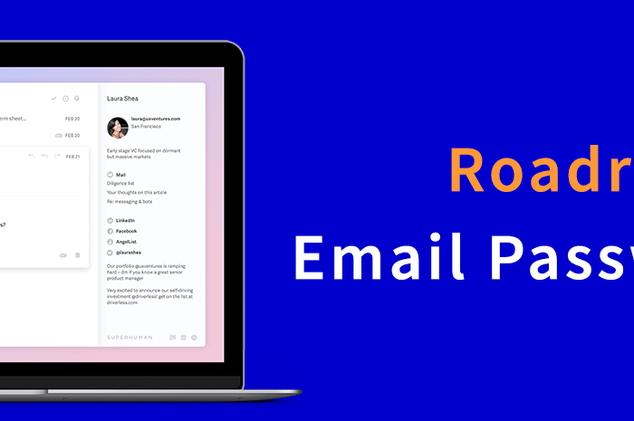 How to do Roadrunner Email Password Reset?
